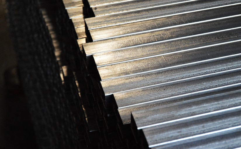 Tubular Steel Production: Testing Metal Tubing Strength